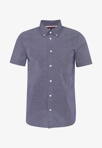 Tommy Hilfiger - SLIM SMALL DOT PRINT - Shirt - blue - 3
