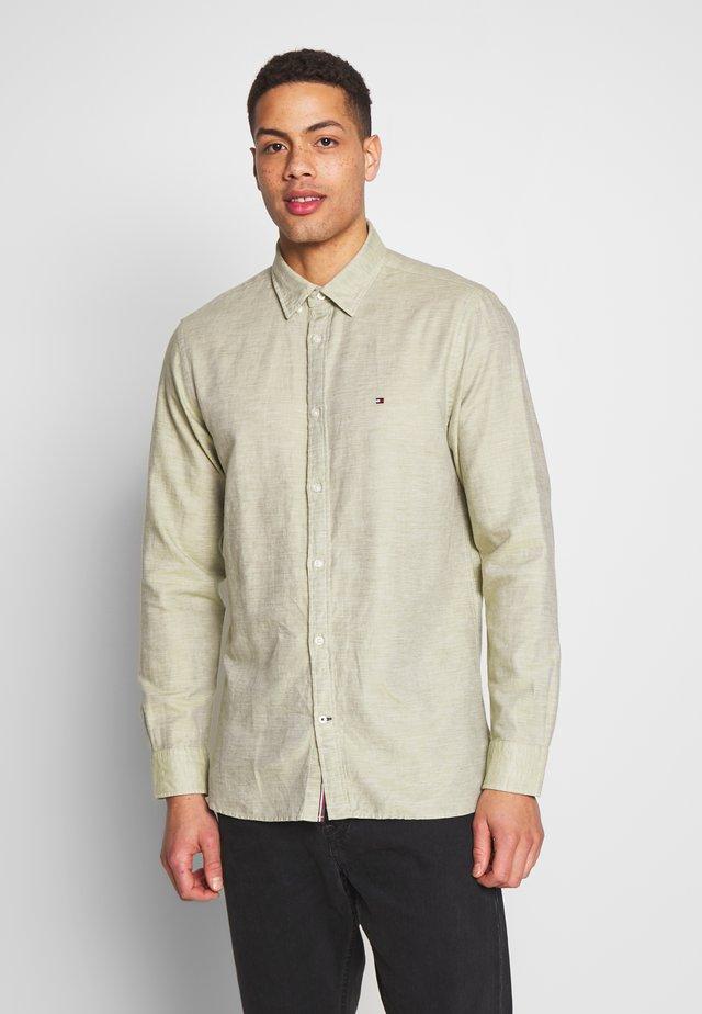 TWILL SHIRT - Overhemd - green