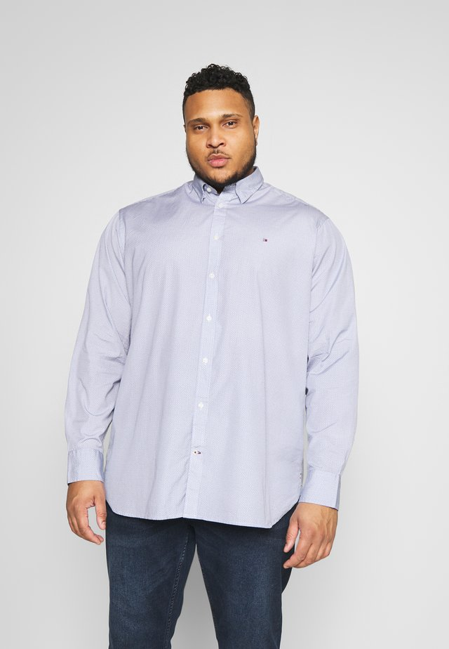 SOFT GEO - Shirt - blue