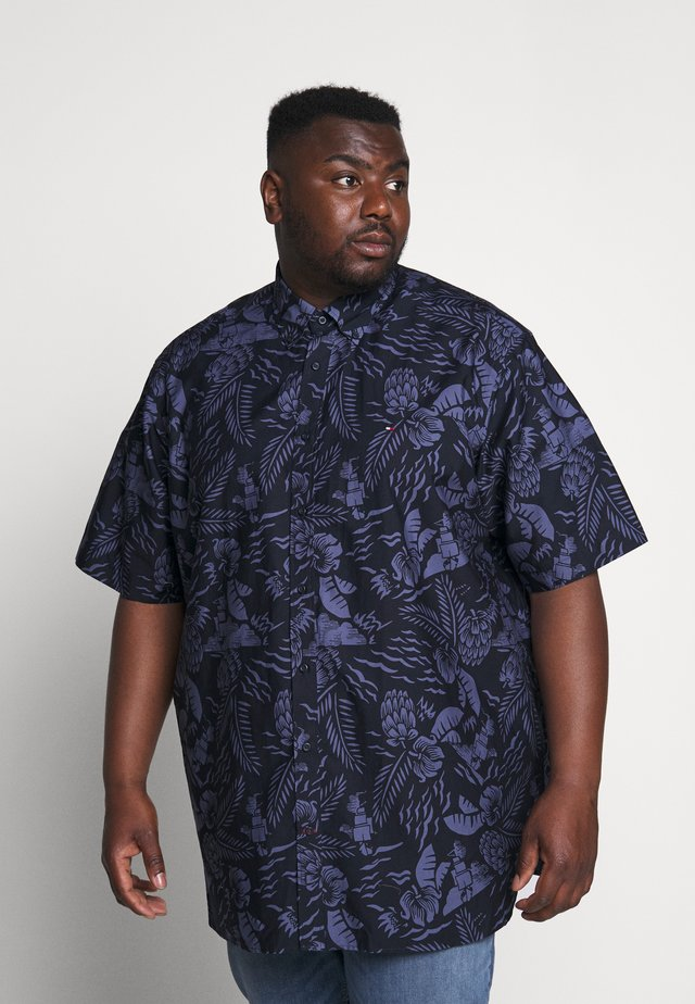 LARGE SEASONAL  - Shirt - blue