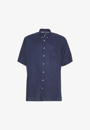 BT-LINEN  - Shirt - blue