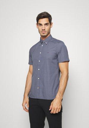 SLIM ESSENTIAL PRINT - Shirt - blue
