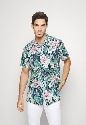 HAWAIIAN SHIRT - Skjorta - green