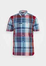 MADRAS CHECK - Shirt - red
