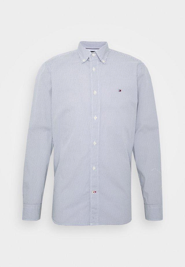 MICRO BANDANA PRINT SHIRT - Camisa - blue