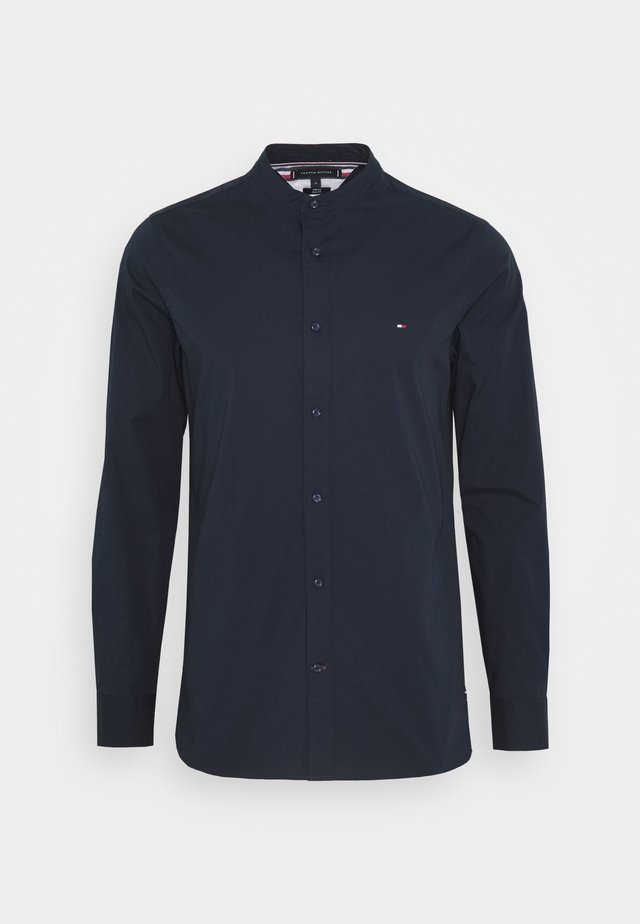 SLIM STRETCH SHIRT - Shirt - blue