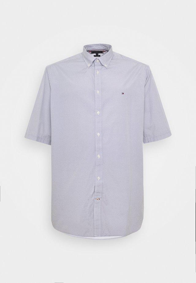 ESSENTIAL PRINT SHIRT - Shirt - blue