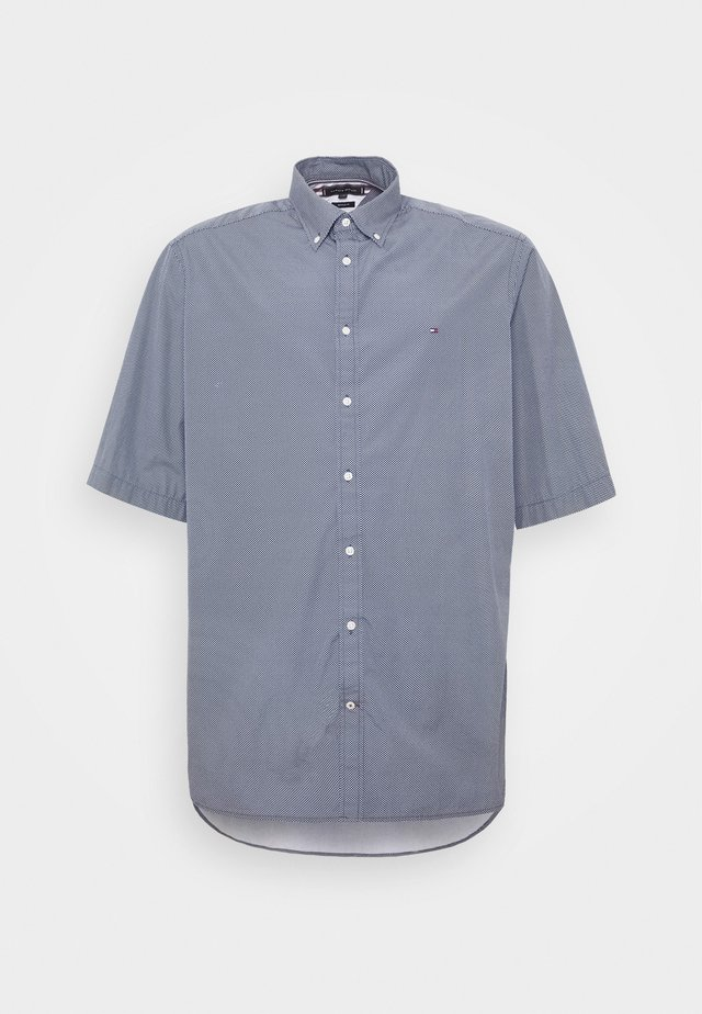 ESSENTIAL PRINT SHIRT - Overhemd - blue