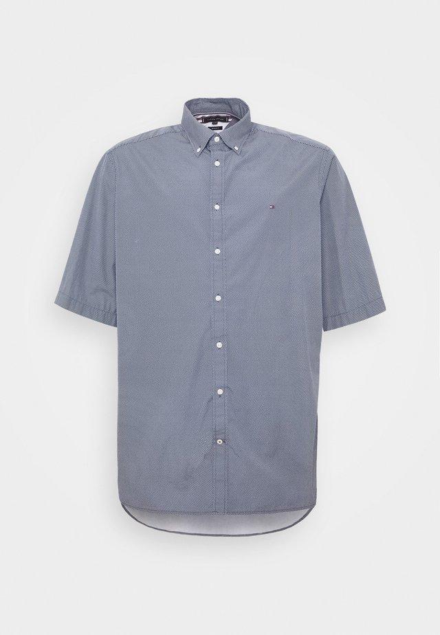 ESSENTIAL PRINT SHIRT - Camisa - blue