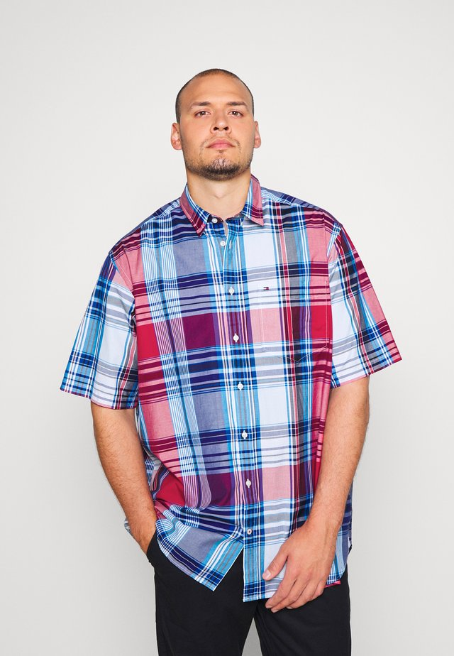 MADRAS CHECK - Overhemd - red
