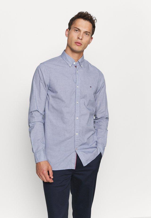SLIM PUPPYTOOT - Shirt - faded indigo