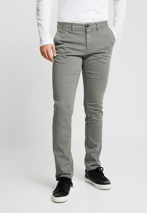 STRAIGHT DENTON FLEX - Kalhoty - grey