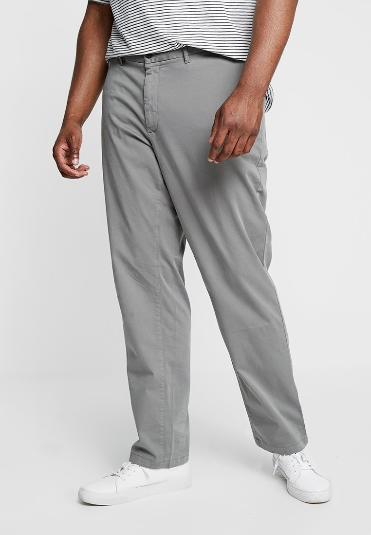 Tommy Hilfiger - MADISON FLEX - Stoffhose - grey