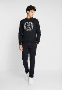 Tommy Hilfiger - DENTON FLEX - Chinot - black - 1