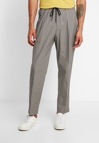 Tommy Hilfiger - ACTIVE PANT PUPPYTOOTH - Pantaloni - grey - 0