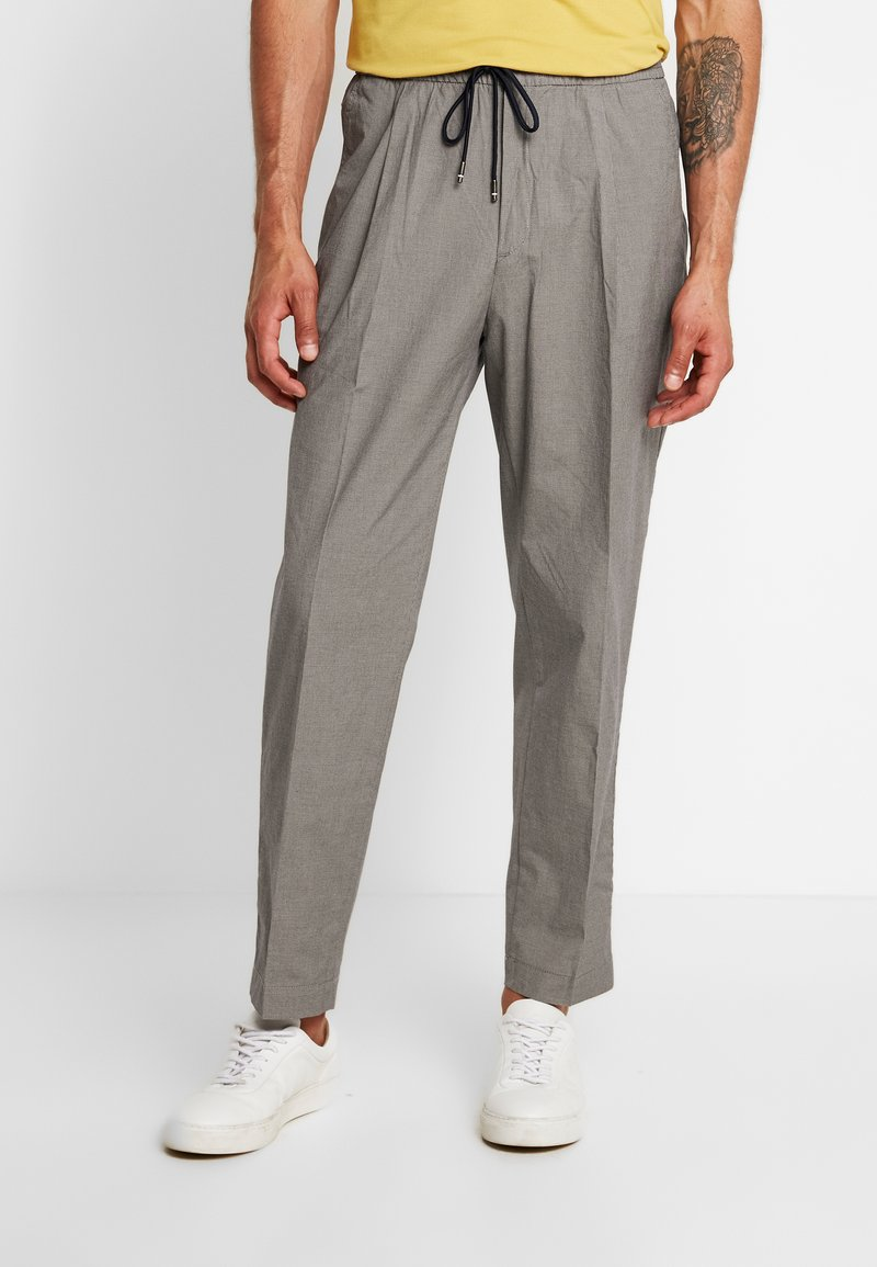 Tommy Hilfiger - ACTIVE PANT PUPPYTOOTH - Pantaloni - grey