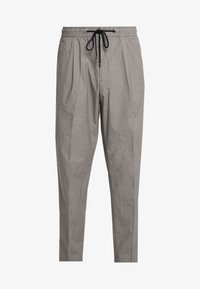 Tommy Hilfiger - ACTIVE PANT PUPPYTOOTH - Pantaloni - grey - 4