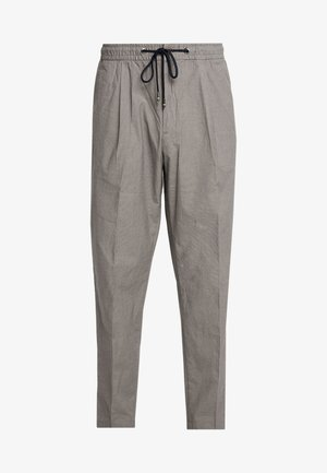 ACTIVE PANT PUPPYTOOTH - Pantalon classique - grey
