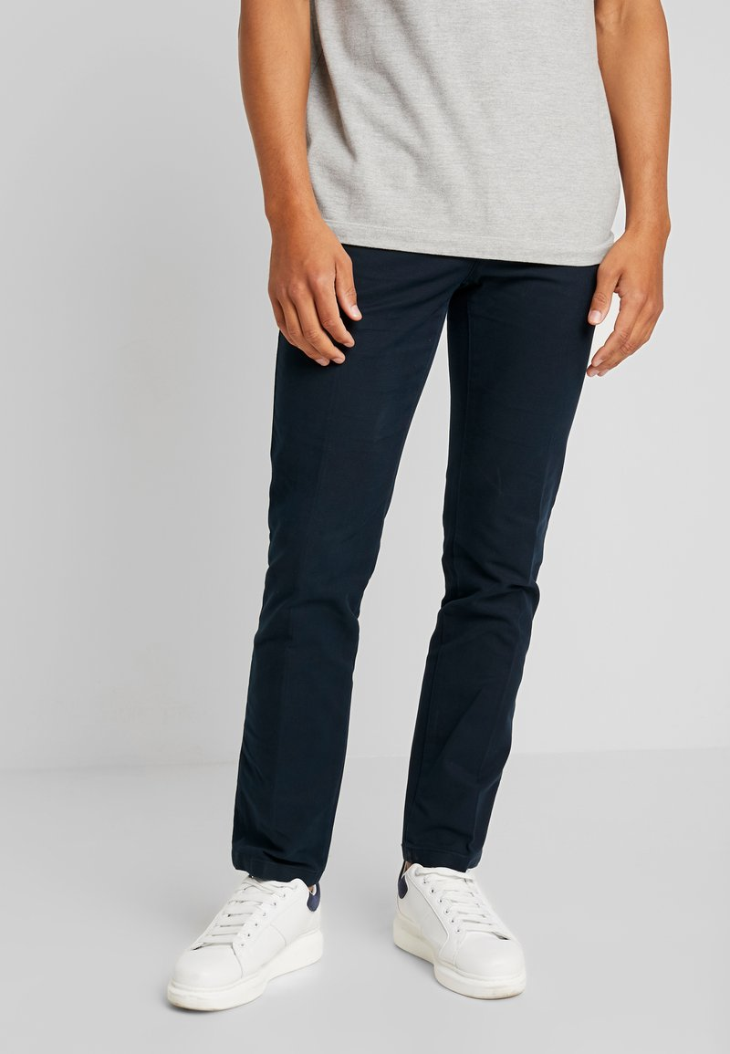 Tommy Hilfiger - DENTON STRUCTURE  - Chino - blue