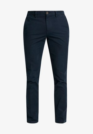 DENTON STRUCTURE  - Chinos - blue