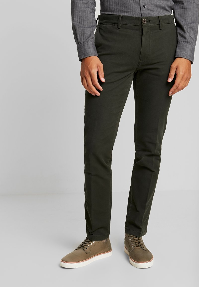 Tommy Hilfiger - DENTON STRUCTURE  - Chino - black