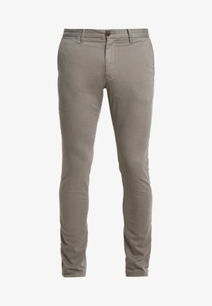 BLEECKER FLEX  - Trousers - grey