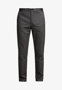 Tommy Hilfiger - DENTON LOOK - Chinos - black - 3