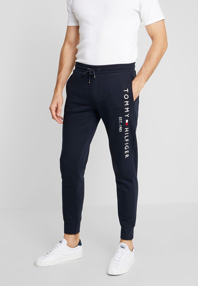 Tommy Hilfiger - BASIC BRANDED  - Pantalon de survêtement - blue