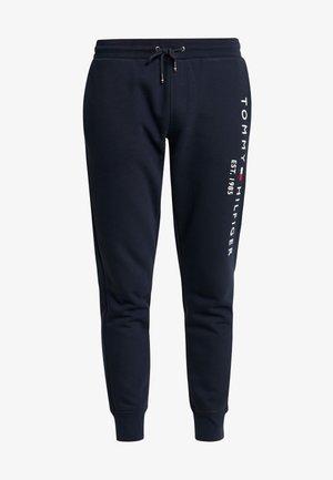BASIC BRANDED  - Spodnie treningowe - blue