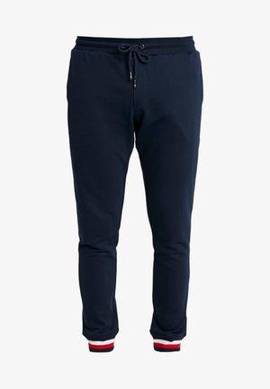 COLORBLOCK - Teplákové kalhoty - blue