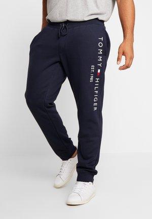 BASIC BRANDED - Pantalon de survêtement - blue