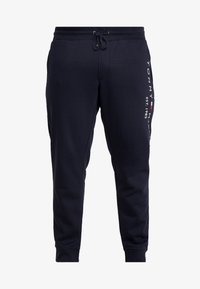 Tommy Hilfiger - BASIC BRANDED - Spodnie treningowe - blue - 3