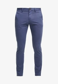 Tommy Hilfiger - BLEECKER - Chinos - blue