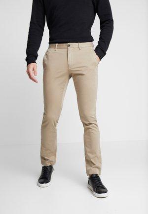 BLEECKER - Chino kalhoty - khaki