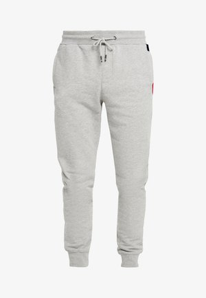 FLOCKED  - Pantalon de survêtement - grey