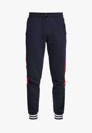 COLORBLOCKED  - Teplákové kalhoty - blue