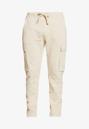 LEWIS HAMILTON CARGO SWEATPANTS - Trainingsbroek - grey