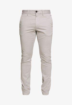 BLEECKER FLEX - Chino kalhoty - grey