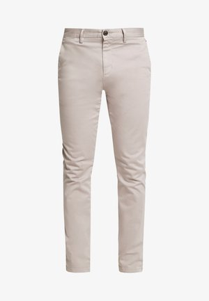 DENTON FLEX - Chinos - grey