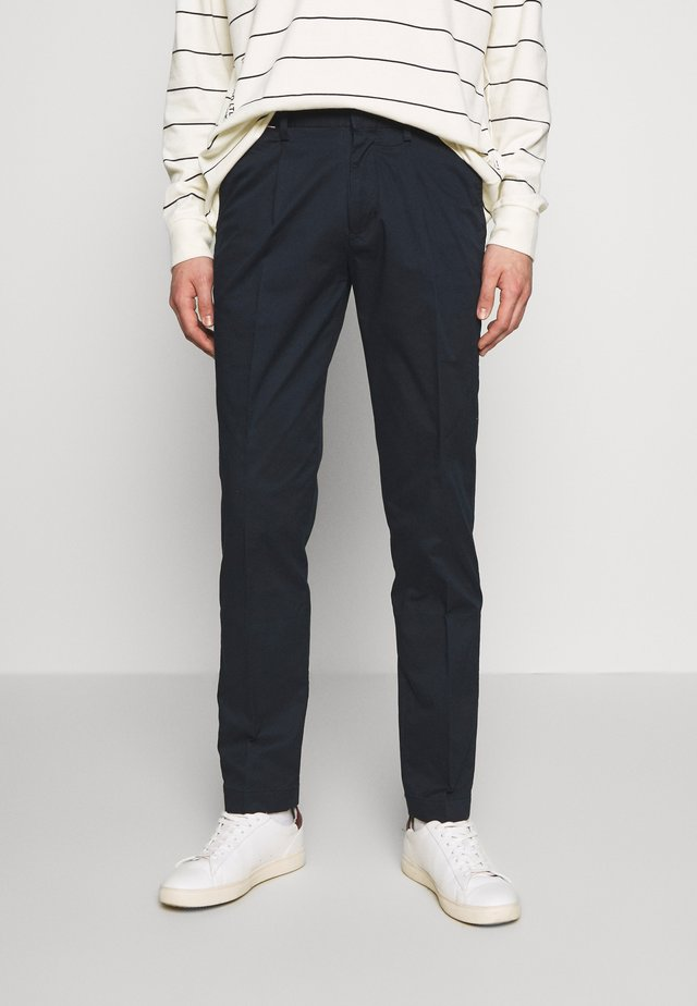 TAPERED SUMMER FLEX - Pantaloni - blue