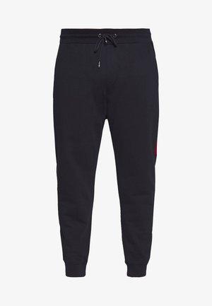 INTARSIA - Teplákové kalhoty - blue