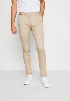 BLEECKER FLEX SOFT  - Kalhoty - beige