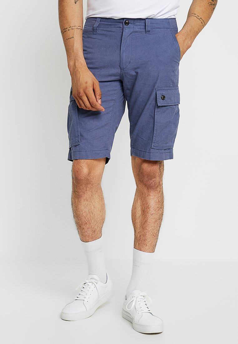Tommy Hilfiger - JOHN CARGO LIGHT  - Shorts - blue