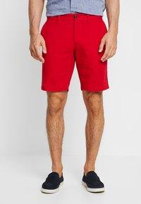 Tommy Hilfiger - BROOKLYN - Shorts - red - 0