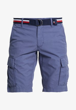 JOHN BELT - Shorts - blue