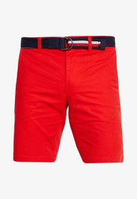 Tommy Hilfiger - BROOKLYN LIGHT BELT - Shorts - red - 5