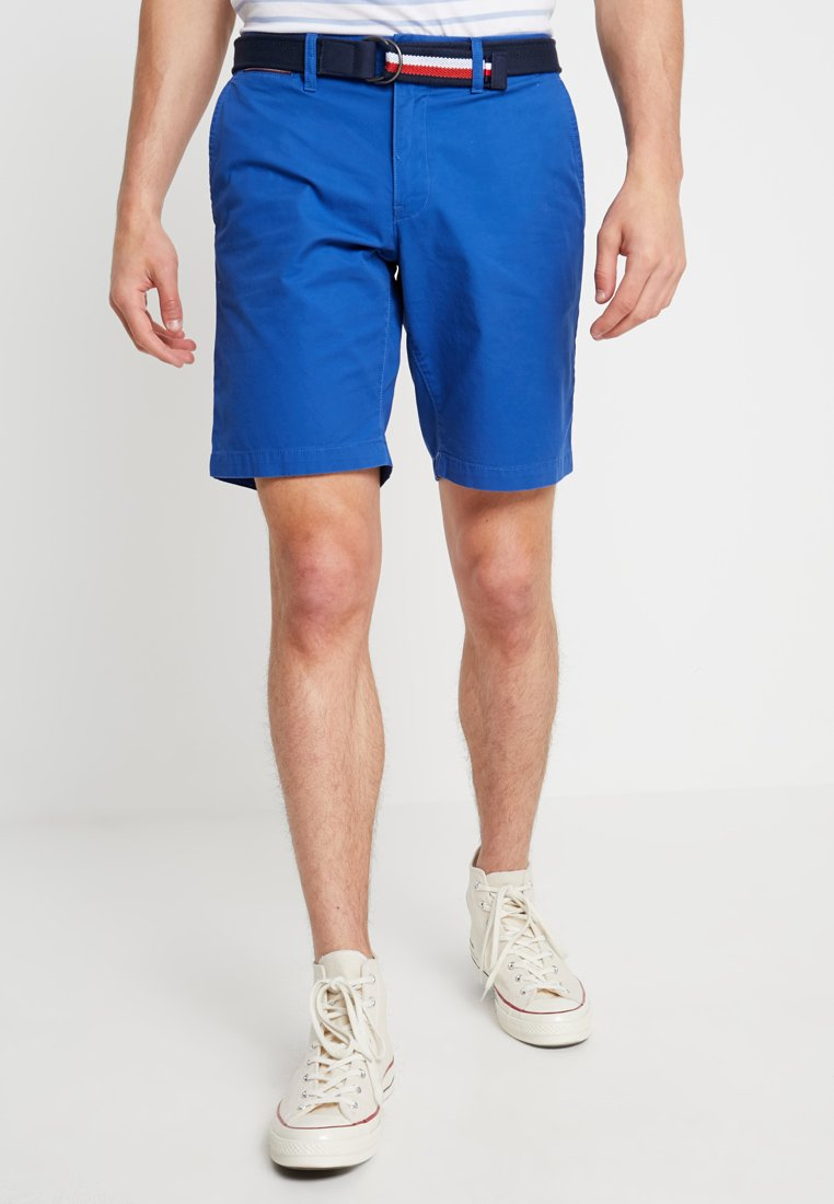Tommy Hilfiger - BROOKLYN LIGHT BELT - Shorts - blue