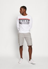 Tommy Hilfiger - JOHN  - Cargo trousers - grey - 1