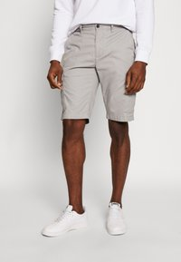 Tommy Hilfiger - JOHN  - Cargo trousers - grey - 0