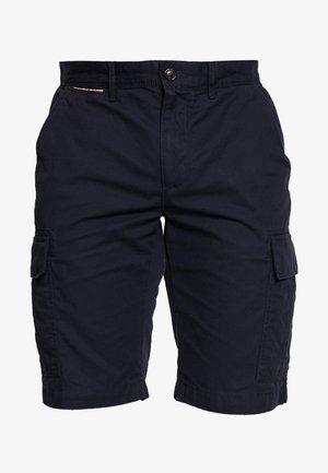 JOHN  - Pantaloni cargo - blue